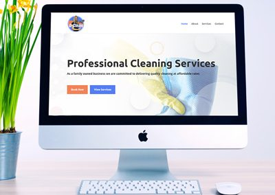 D-Clean – Website