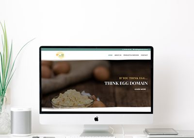 Egg Domain – Website
