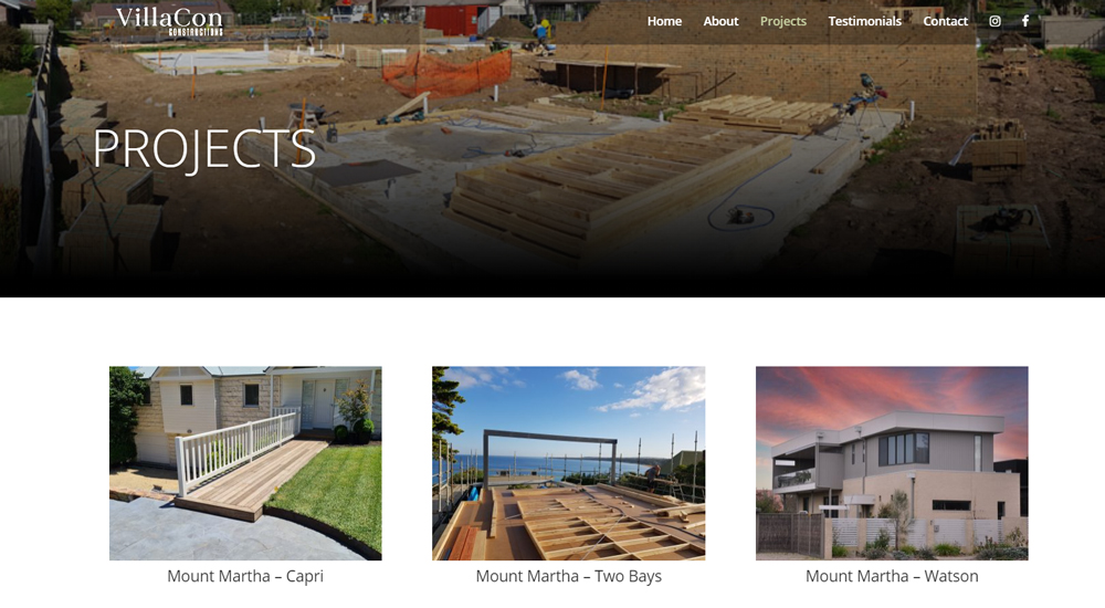 Somers Design - Villacon Constructions