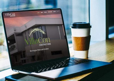 Villacon Constructions – Website