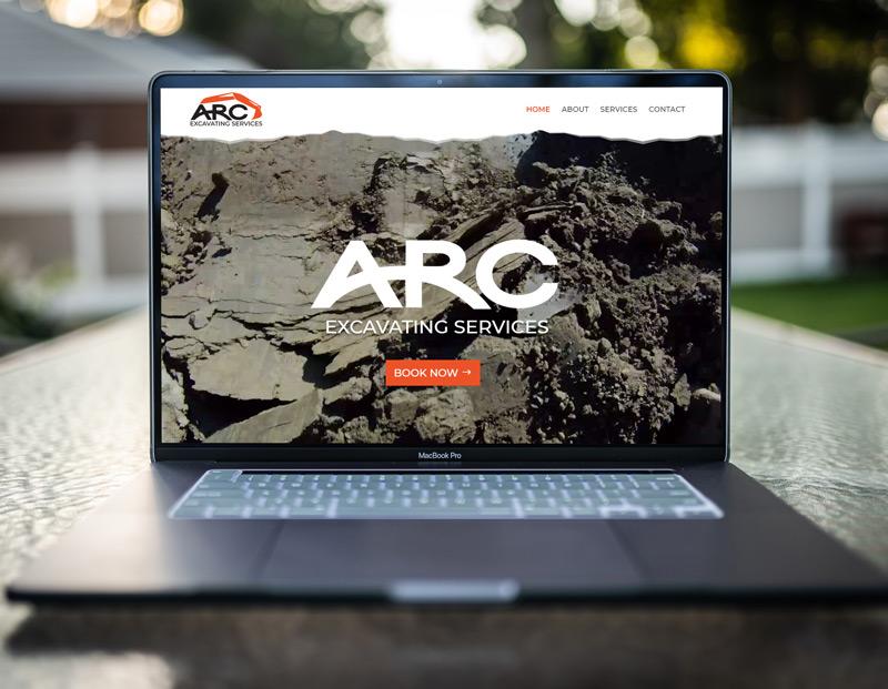 Somers Design - ARC Excavating