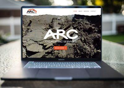 ARC Excavating – Website
